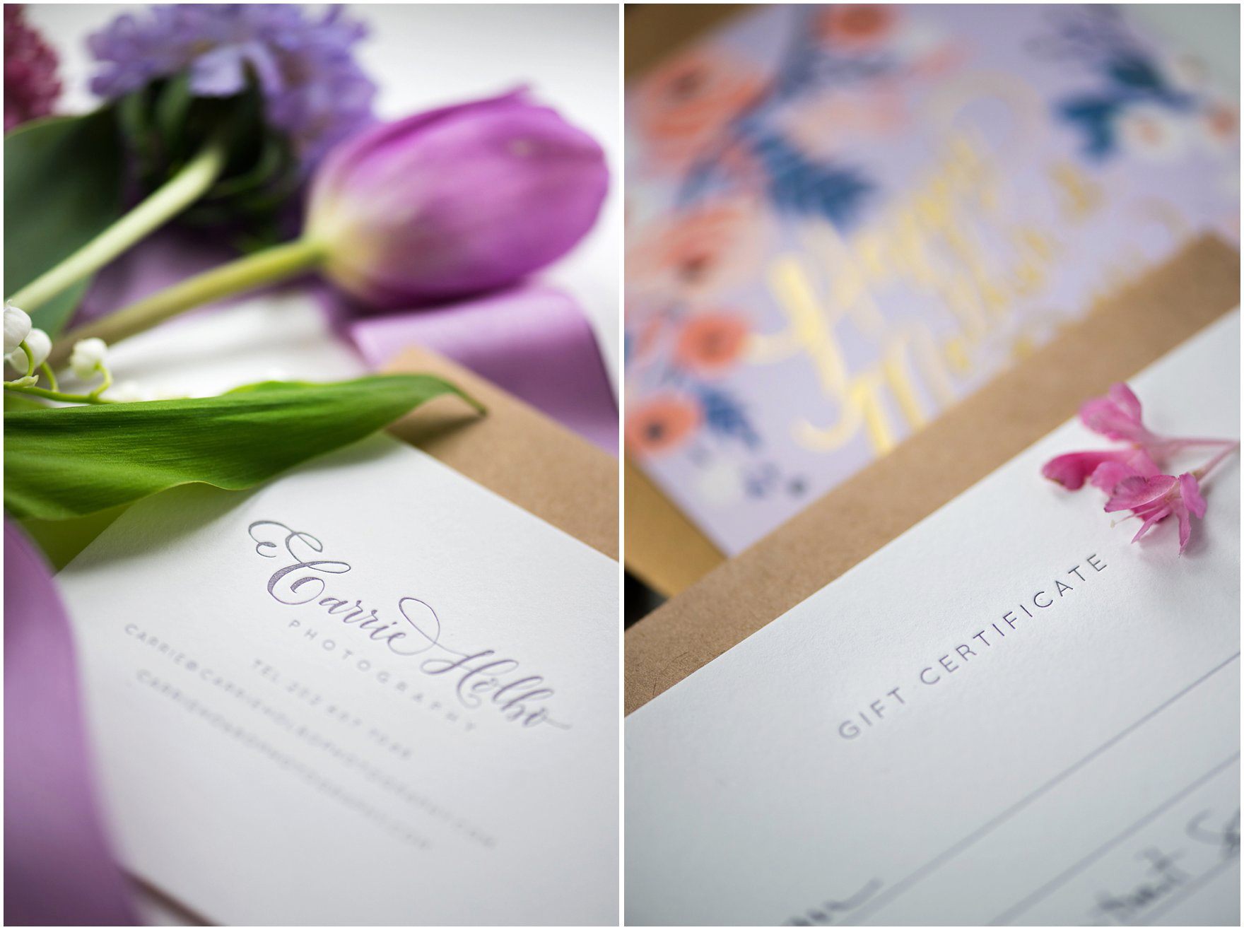 Gift Certificates And Photography Registry Carrie Holbo Photography