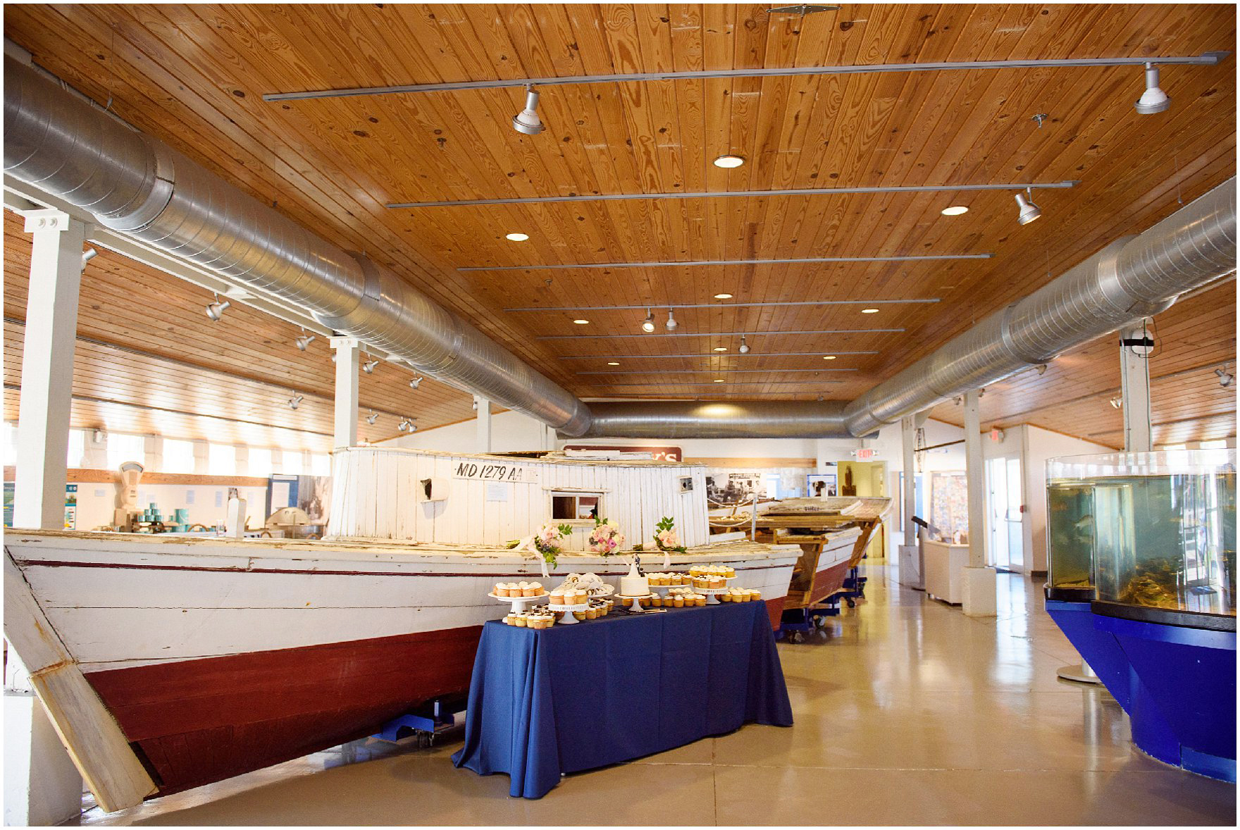 Maritime Museum For Nautical Waterfront Wedding