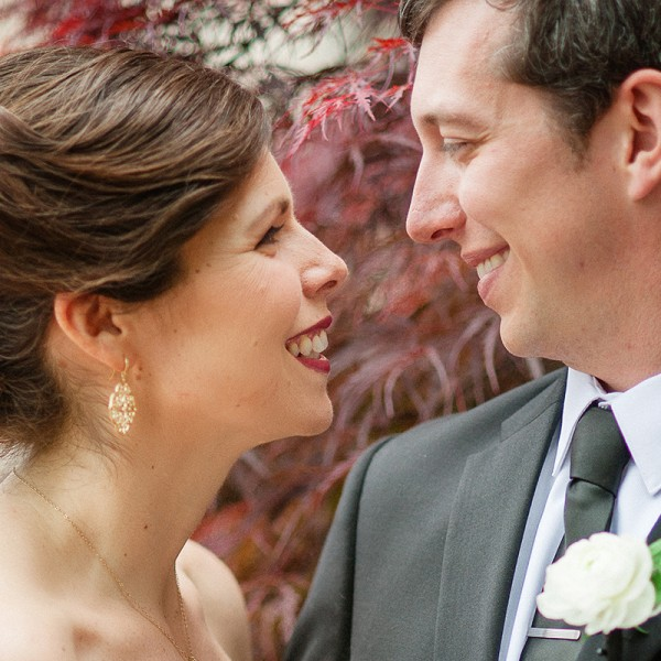 Newberry Library Wedding: Carrie Holbo Photography